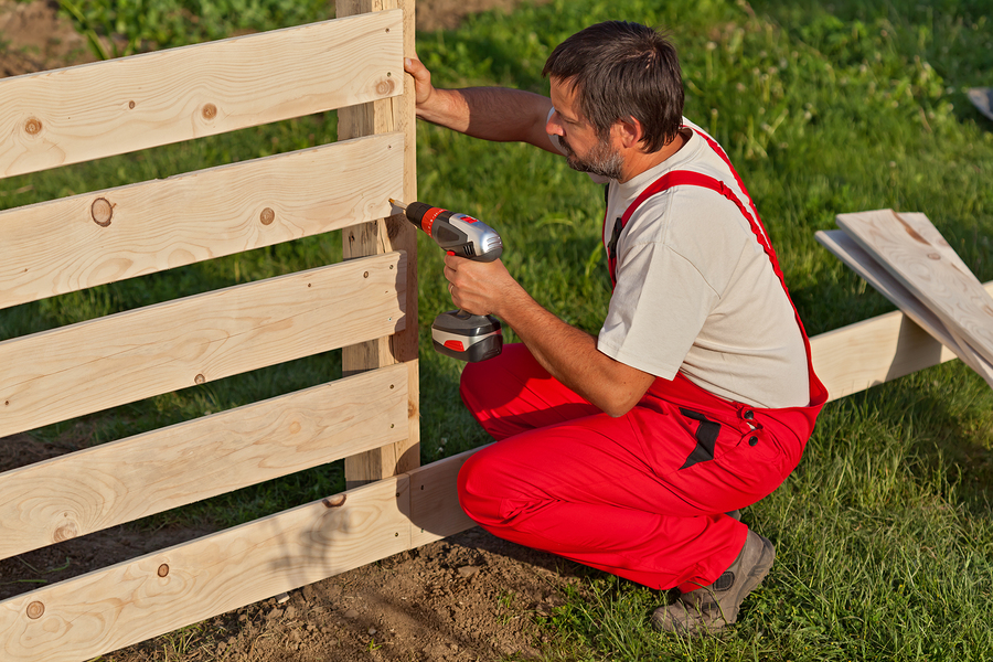 professional fence installations services